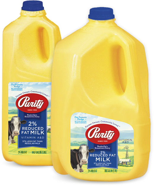 Purity Dairy Products
